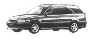 Suzuki Cultus Crescent WAGON 1800 AERO 1997 г.
