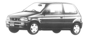 Suzuki Cervo Mode 3DOOR  M SELECTION 1997 г.
