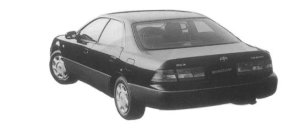 Toyota Windom 2.5X 1997 г.