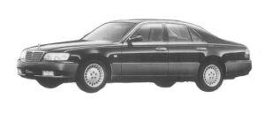 Nissan Cima 41LV 1997 г.