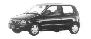 Suzuki Alto LEPO P2 3DOOR 1997 г.