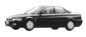 Honda Accord SiR-T 1997 г.