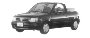 Nissan March CABRIOLET 1997 г.