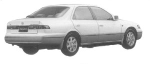 Toyota Camry Gracia SEDAN 2.5 'G SELECTION' 1997 г.