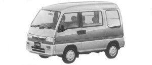 Subaru Sambar DIAS S 1997 г.