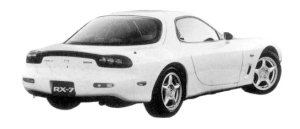 Mazda RX-7 TYPE RB 1997 г.