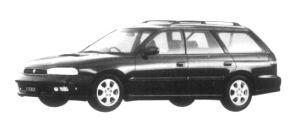 Subaru Legacy TOURING WAGON 4WD GT 1997 г.