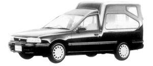 Nissan AD MAX WAGON 1500SLX 1997 г.