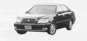 Toyota Crown Majesta 4.0C TYPE 1999 г.