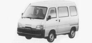Subaru Sambar VAN VC 1999 г.
