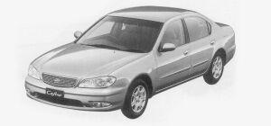 Nissan Cefiro 25 EXIMO 1999 г.