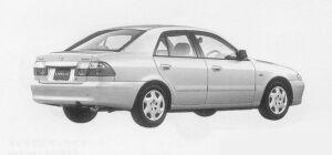 Mazda Capella Gi 1999 г.