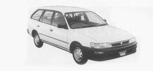 Toyota Sprinter VAN 1.5XL EXTRA 1999 г.