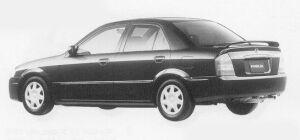 Mazda Familia SEDAN RX 1999 г.