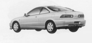 Honda Integra 3DOOR COUPE Xi-G 1999 г.