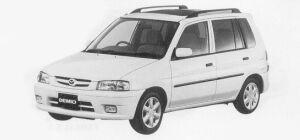 Mazda Demio GL-X 1999 г.