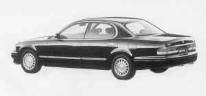 Mazda Sentia LIMITED G 1999 г.