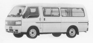 Mazda Bongo BRAWNY VAN LOW FLOOR 2WD LONG BODY GL 1999 г.