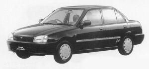 Daihatsu Charade SOCIAL POSE 1999 г.