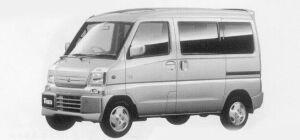 Mitsubishi Town Box RX HIGH ROOF 1999 г.