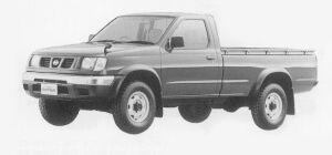 Nissan Datsun 4WD LONG BODY DX 1999 г.