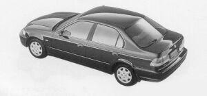 Honda Domani 16G 4WD 1999 г.