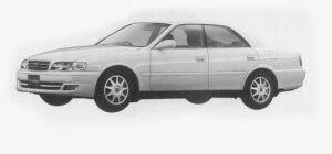 Toyota Chaser 2.5 AVANTE 1999 г.