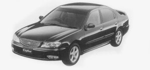 Nissan Cefiro 25S TOURING 1999 г.