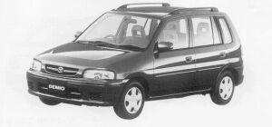 Mazda Demio LX G PACKAGE 1999 г.