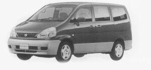 Nissan Serena J-V PACK 2WD 2000 GASOLINE 1999 г.