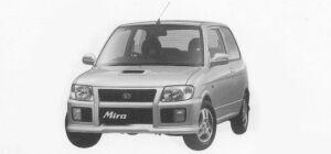 Daihatsu Mira TR 1999 г.