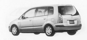 Mazda Premacy G PACKAGE 7-SEATER 4WD 1999 г.