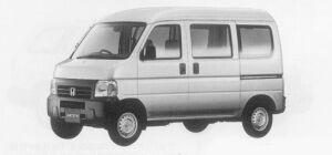 Honda Acty VAN SDX 1999 г.