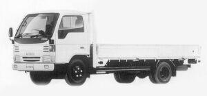 Mazda Titan 2T FULL WIDE&LOW Standard Cabin, 4.0L DX 1999 г.