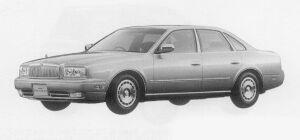 Nissan President JS TYPE G 1999 г.