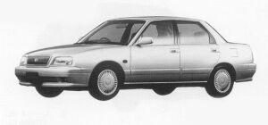 Daihatsu Applause SX 1999 г.