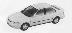Honda Domani 15E 1999 г.
