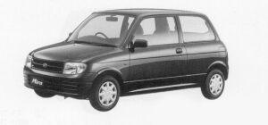 Daihatsu Mira TV 1999 г.