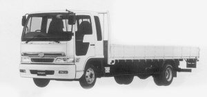 Hino Ranger SPACE FD STANDARD-WIDTH CAB 1999 г.