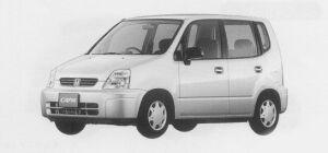Honda Capa B 1999 г.