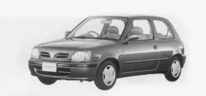 Nissan March 3DOOR 1000 COLLET 1999 г.