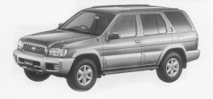 Nissan Terrano 3.0D INTERCOOLER TURBO, DIRECT INJECTION 1999 г.
