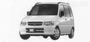 Daihatsu Move CX 1999 г.