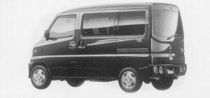 Mitsubishi Town Box LX SUN ROOF 1999 г.