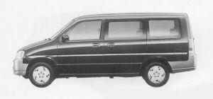 Honda Step Wagon G TYPE 1999 г.
