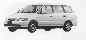 Honda Odyssey S 1999 г.