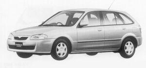 Mazda Familia S-WAGON S-f 1999 г.