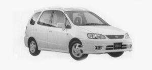Toyota Corolla Spacio AERO TOURER 1999 г.