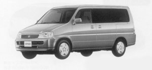 Honda Step Wagon DELUXEE 1999 г.