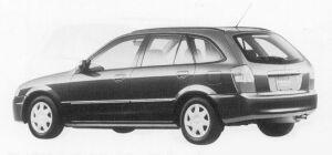 Mazda Familia S-WAGON S 1999 г.